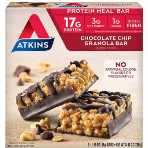 Atkins Protein Bar - Chocolate Chip Granola