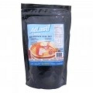 Atlast ZeroCarb Soy Protein Bake Mix (1 lb)- Chocolate