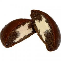 Chatilas Chocolate Donut with Chocolate Cream