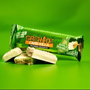 Grenade Carb Killa Protein Bar - Apple Rumble Box of 12