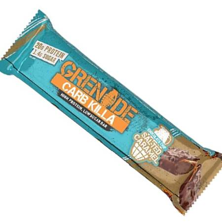 Grenade Carb Killa Protein Bar - Salted Caramel 60g