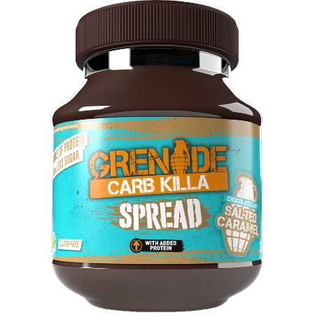 Grenade Carb Killa Protein Spread - Salted Caramel