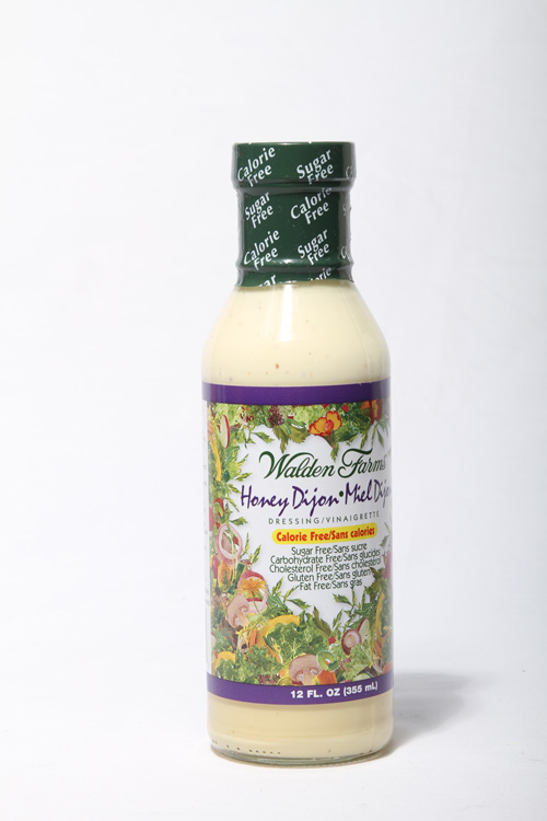 Walden Farms Salad Dressing - Honey Dijon