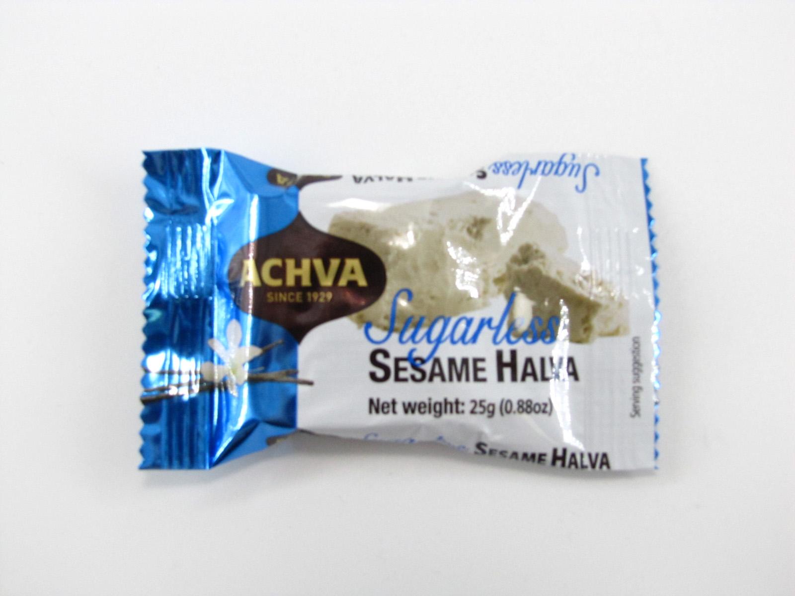 Achva Halva - Single pack front of bag image