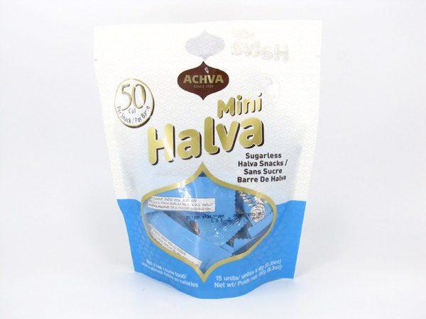 Achva Halva - Mini pack of 15x10g front of bag image