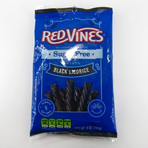 Red Vines Black Licorice front of bag image