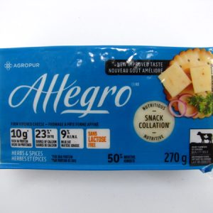 Allegro cheese - Herbs & Spices front image