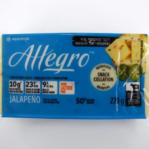 Allegro Jalapeno front image