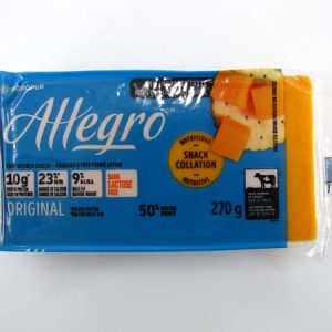 Allegro Cheese - Original Coloured front image
