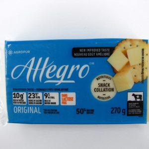 Allegro Cheese - Original front image