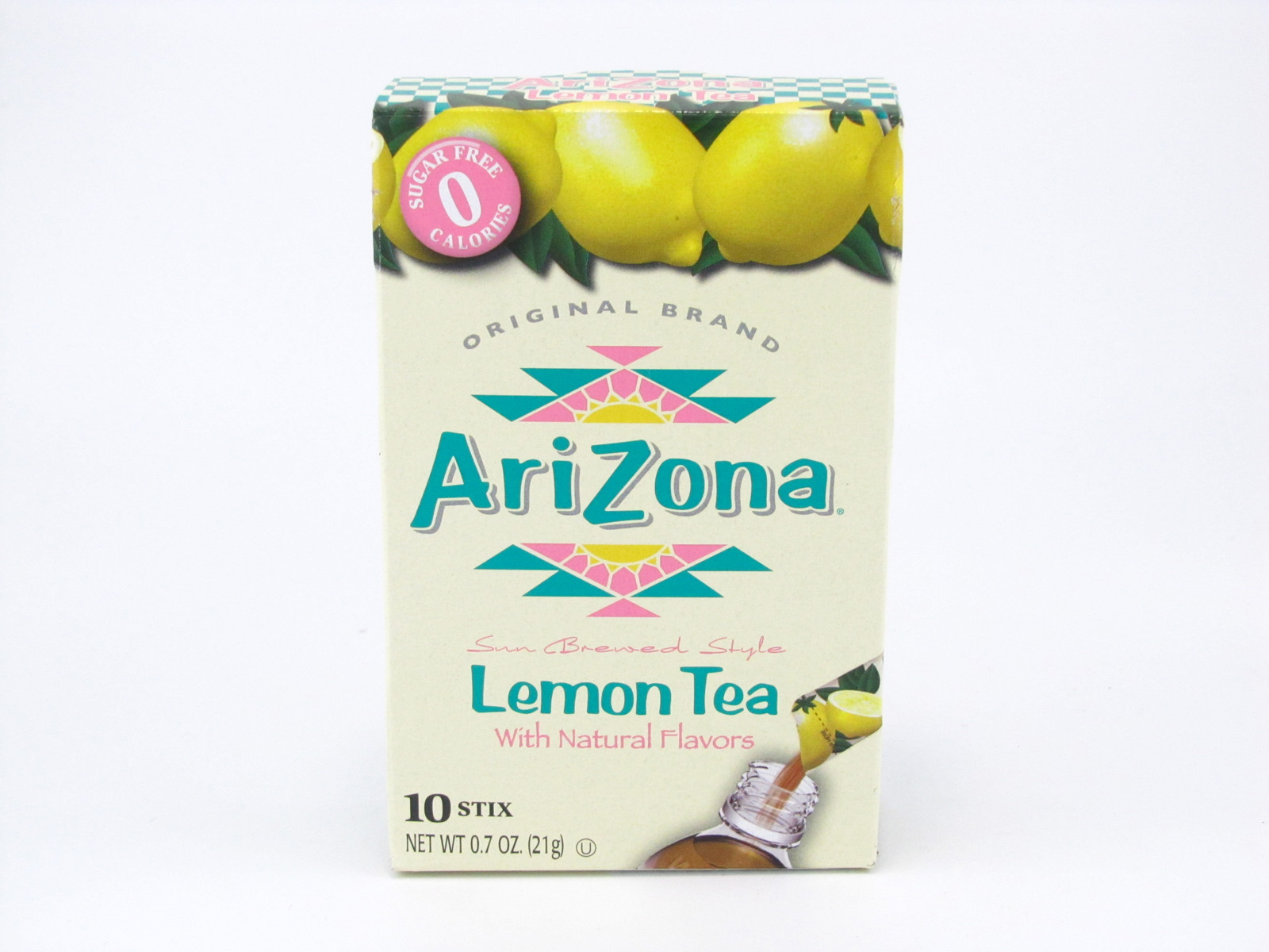Arizona Lemon Tea Mix front image