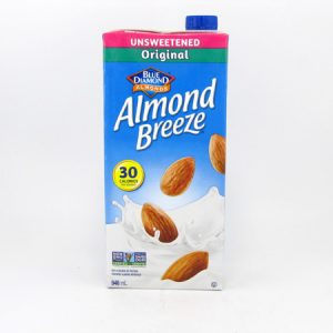Almond Breeze Original - front view