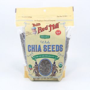 Bob's Red Mill - Chia Seeds - front view