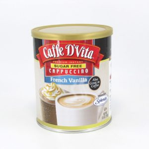Caffe D'Vita - French vanilla - front view