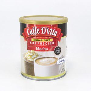 Caffe D'Vita - Mocha - front view