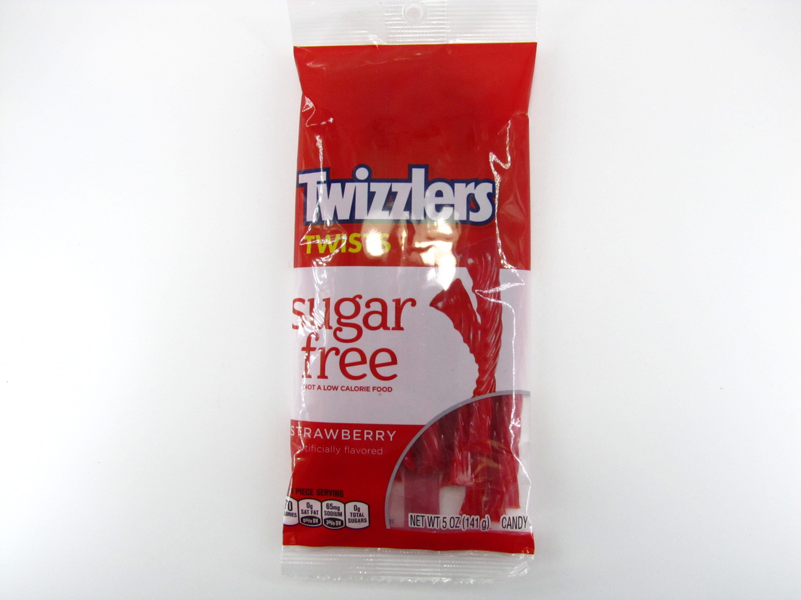 Twizzlers Sugar Free - front view