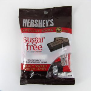 Hersheys Special Dark Chocolate - front view