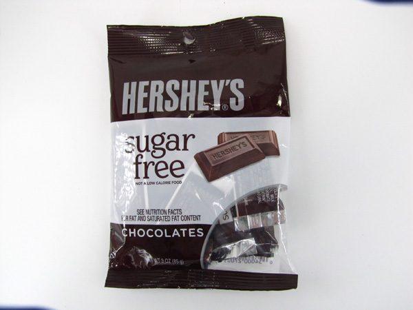 Hershey's - Milk Chocolate - front view