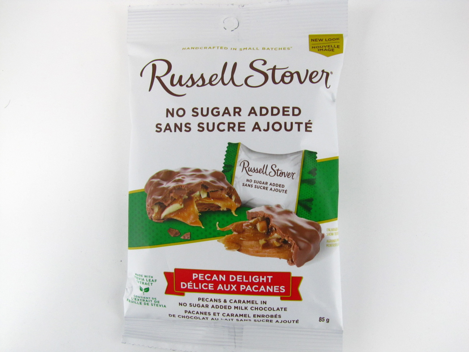 Russell Stover - Pecan Delight - front view