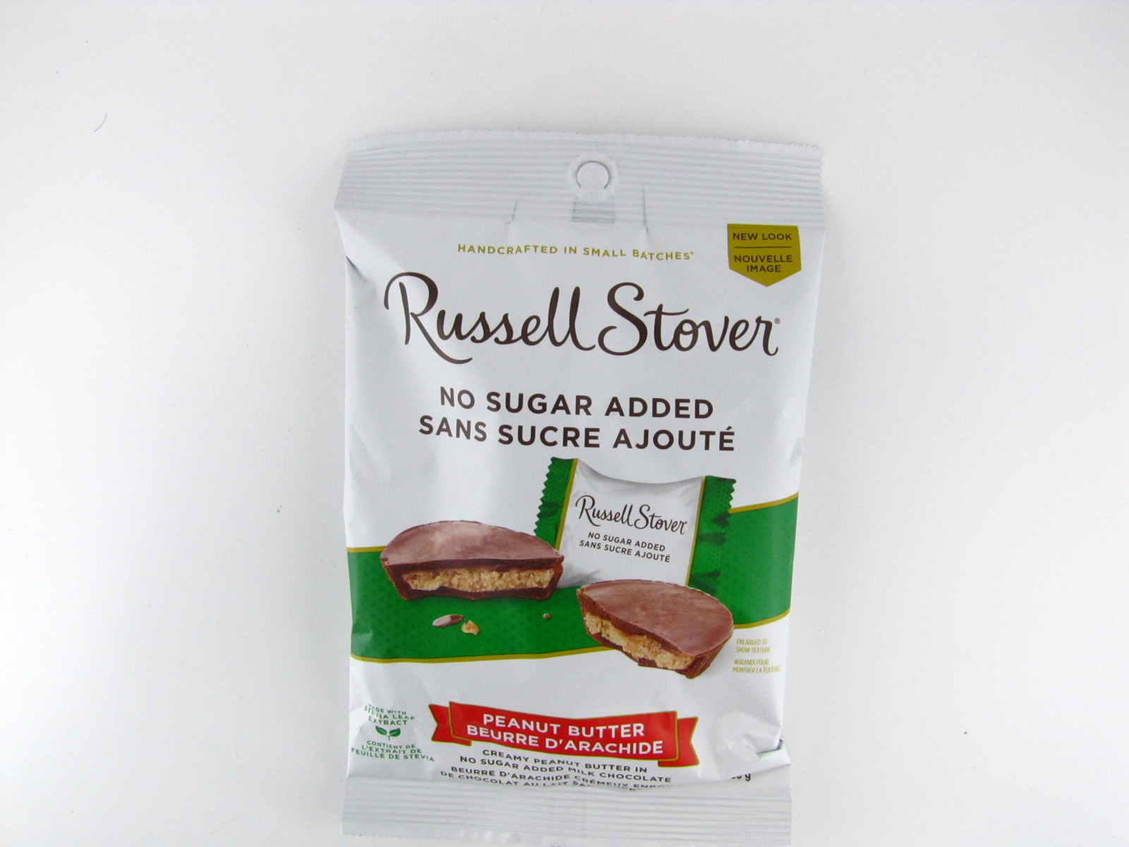 Russell Stover - Peanut Butter - front view
