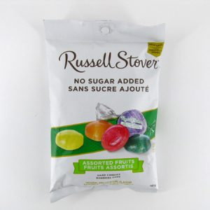 Russell Stover - Assorted Fruits - front view