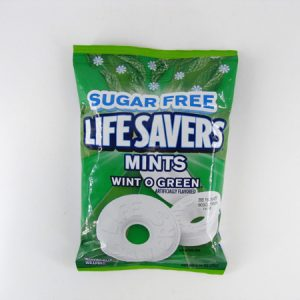 Lifesavers Wint-O-Green - front view