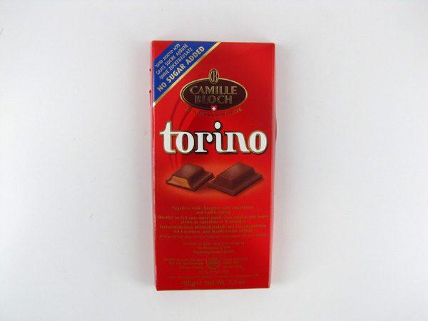 Camille Bloch- Torino Milk Chocolate - front view