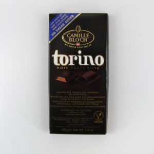 Camille Bloch - Torino Dark Chocolate - front view