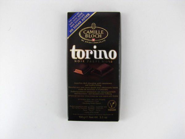 Camille Bloch - Torino Dark Chocolate - front view