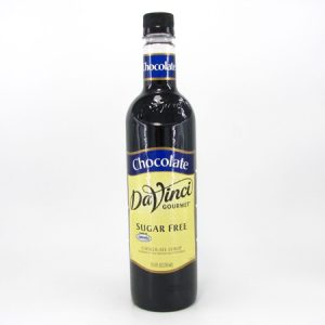 DaVinci Syrup - Chocolate - front view
