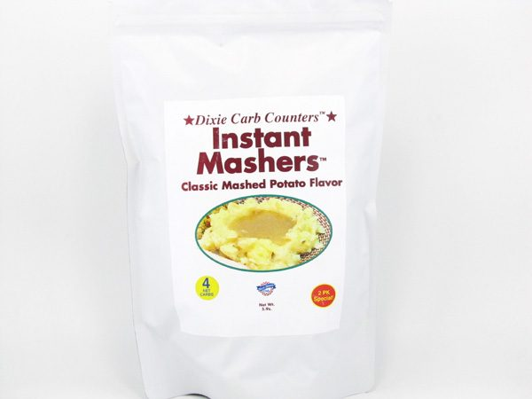 Instant Mashers - Mashed Potato - front view