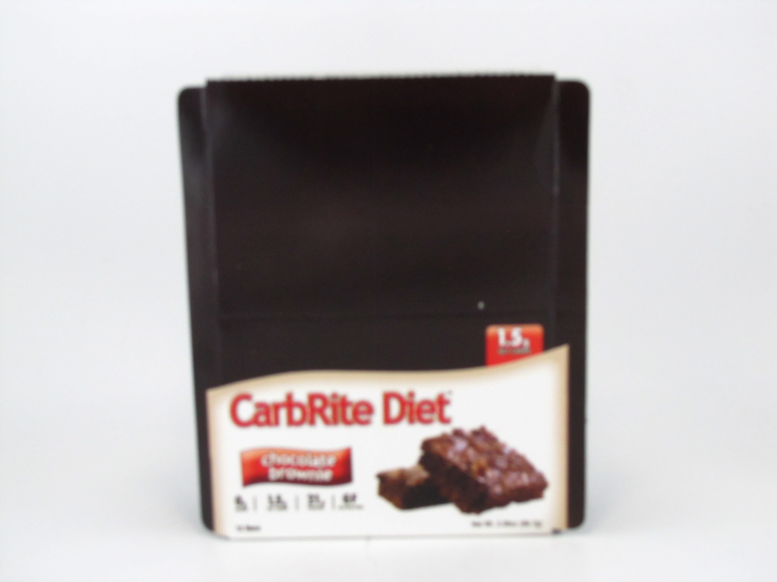 Doctor's CarbRite Diet - Chocolate Brownie - box view
