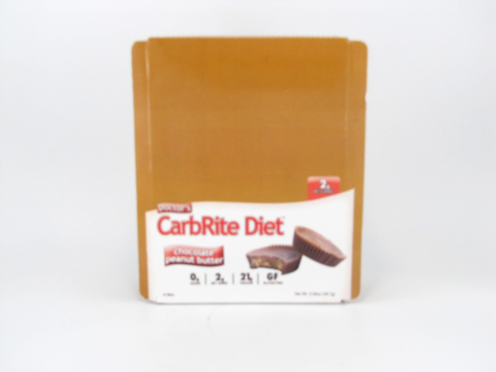 Doctor's CarbRite Diet - Chocolate Peanut Butter - Box view