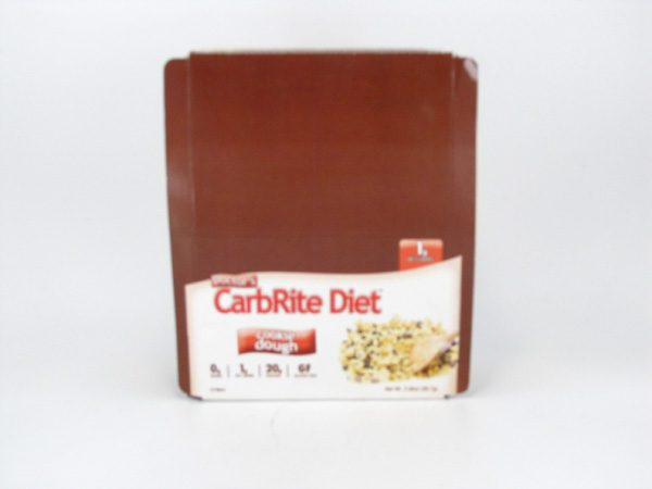 Doctor's CarbRite Diet - Chocolate Cookie Dough - Box view