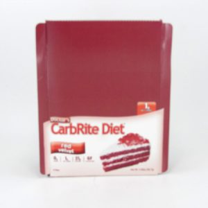 Doctor's CarbRite Diet - Red Velvet - Box view