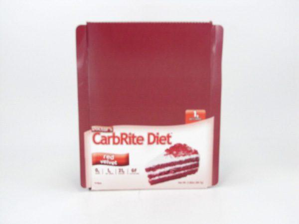 Doctor's CarbRite Diet - Red Velvet - Box view