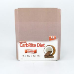 Doctor's CarbRite Diet - Toasted Coconut - Box view