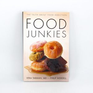 Dr. Tarman's Food Junkies book - front cover