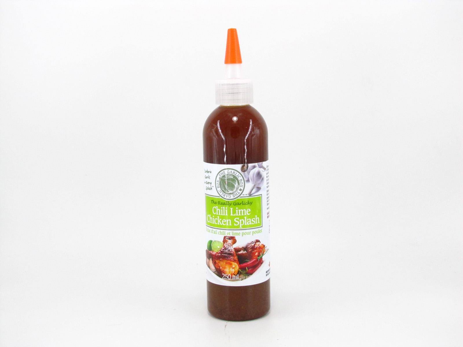 Splash - Chili Lime Chicken - front view