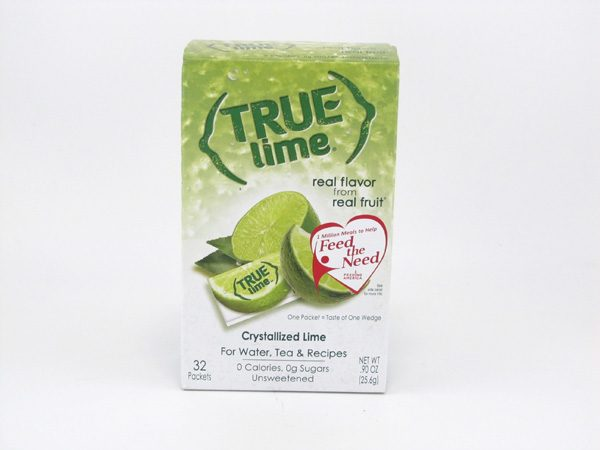 True - Lime Powder - front view