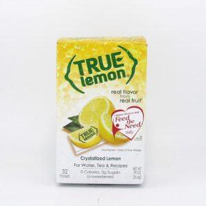 True - Lemon Powder - front view