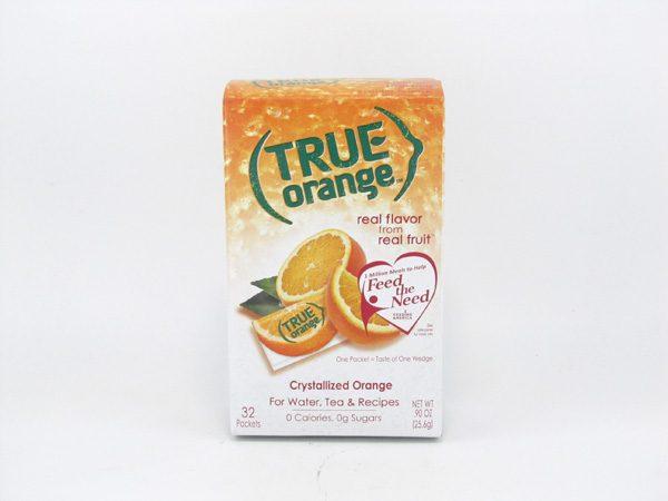 True Orange Powder - front view