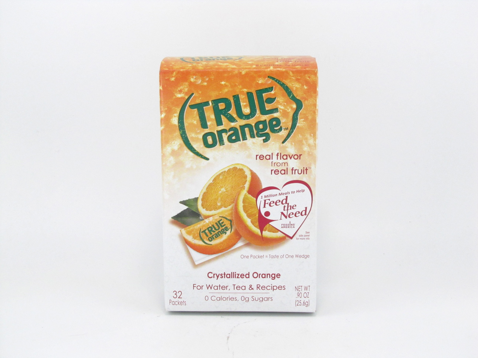 True Orange Powder - front view