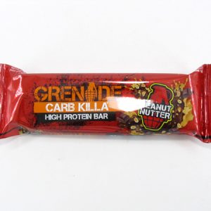 Grenade Carb Killa Protein Bar - Peanut Nutter - front view