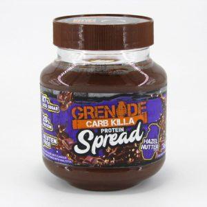 Grenade Carb Killa Protein Spread - Hazel Nutter - front view