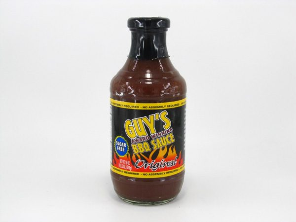 Guy's BBQ Sauce - Original - front view