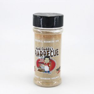 Hank Daddy's Barbecue Rub - front view