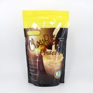 Chocorite Protein Shake (1lb) - Banana Cream - front view