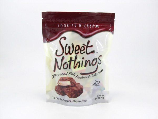 Sweet Nothings - Cookies n Cream - front view