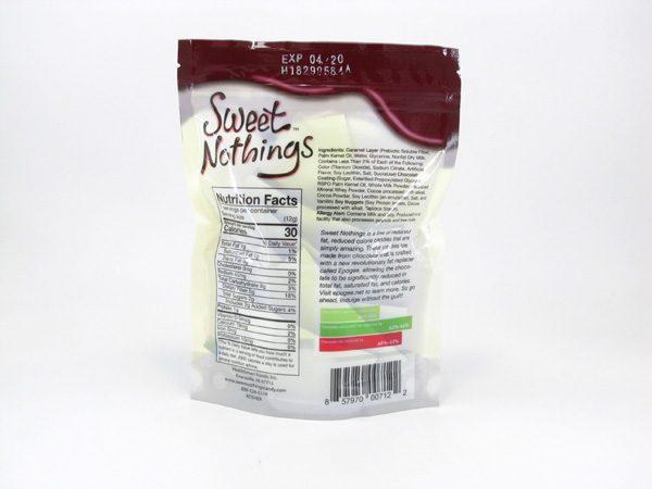 Sweet Nothings - Cookies n Cream - back view